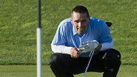 Z desetibojaře Romana Šebrleho je golfista.