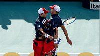 Nejúspěšnější deblový pár historie Bob a Mike Bryanové ukončí příští rok na US Open tenisovou kariéru