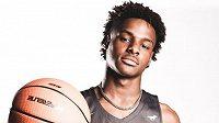 Patnáctiletý basketbalista Bronny James se stává novou posilou Faze Clanu. Zdroj: Instagram @bronny