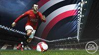 Virtuálno se snoubí s reálnem v nejlepší fotbalové simulaci FIFA 10!