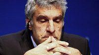 Walter de Gregorio po nemístném žertu odstoupil z pozice mluvčího FIFA.