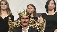 Roman Kreuziger vyhrál popáté v kariéře anketu Král cyklistiky. Šestý muž silničního závodu MS v Innsbrucku uspěl už v letech 2004, 2008, 2009 a 2013.
