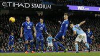 Etihad Stadium, kde působí Manchester City. Ilustrační snímek.