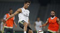 Cristiano Ronaldo je dalším na seznamu zraněných hráčů v Realu Madrid.