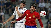 Fotbalisté Španělska si zahrají ve finále EURO hráčů do 21 let proti Německu. V jejich sestavě by neměl chybět ani Hector Bellerin