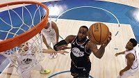 LeBron James při Utkání hvězd NBA.