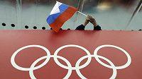 Jestli budou ruští sportovci startovat na OH v Riu, se stále neví.
