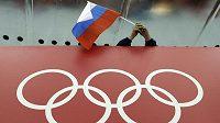 Budou ruští atleti startovat na olympiádě v Riu?