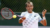 Lukáš Rosol na Roland Garros