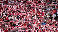 Slavia bude platit za pyrotechniku fanoušků (ilustrační foto)