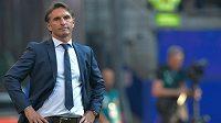 Bruno Labbadia už není trenérem fotbalistů Hamburku.