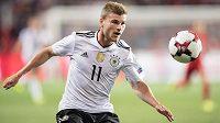 Timo Werner z Německa.