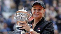 Ashleigh Bartyová nebude na Roland Garros obhajovat loňský titul
