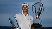 Americký golfista Patrick Cantlay vyhrál PGA v Owings Mills.