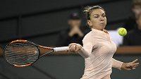 Rumunská tenistka Simona Halepová v Indian Wells nečekaně prohrála s Japonkou Ósakaovou.