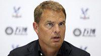 Trenérem fotbalistů Crystal Palace bude Frank de Boer.