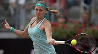 Petra Kvitová opět nestačila na Španělku Carlu Suarezovou Navarrovou.