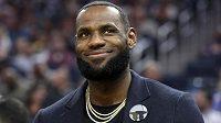 Nucenou pauzu teď v NBA má i slavný LeBron James.