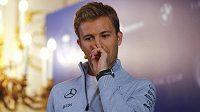 Zamyšlený Nico Rosberg končí ve Formuli 1.