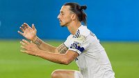 Zlatan Ibrahimovic se rozloučil s Los Angeles Galaxy