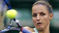 Karolína Plíšková si podruhé za sebou zahraje tenisový Turnaj mistryň.