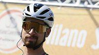 Bývalý trojnásobný mistr světa Peter Sagan (na snímku z 8. srpna 2020) se na společném mistrovství ČR a SR v silniční cyklistice podle serveru šport.sk nepředstaví.