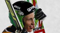 Slovinský skokan na lyžích Peter Prevc se s velkým předstihem stal celkovým vítězem Světového poháru.
