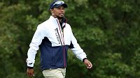 Americký golfista Tiger Woods.
