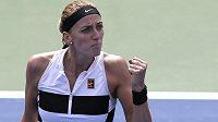 Petra Kvitová prosvištěla na turnaji v Dubaji do semifinále.
