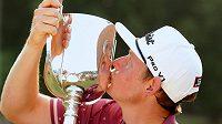 Australský golfista Cameron Smith.