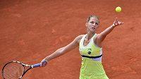 Karolína Plíšková na J&T Banka Prague Open.
