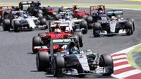 Monoposty F1 by v budoucnu mohly mít větší objem.