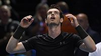 Andy Murray je tenisovým králem.