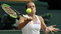 Životní výsledek! Barbora Strýcová prošla do semifinále Wimbledonu.