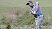 Americký golfista Kevin Kisner