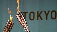 Zahájení olympijských her v Tokiu se blíží - ilustrační foto