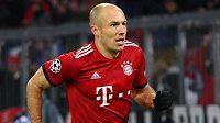 Arjen Robben po sezoně ukončí svoje angažmá v Bayernu Mnichov.