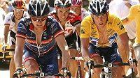 Cyklistický peloton - ilustrační foto.