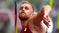 Jakub Vadlejch se může těšit na olympijské finále.