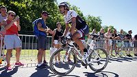 Švýcarský cyklista Fabian Cancellara odstoupil z Tour de France.