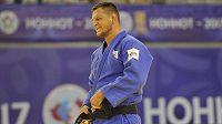 Turnaj série Grand Prix v judu v čínském Chu-che-chao-tche, kategorie nad 100 kg. Lukáše Krpálka trápily silné bolesti zad, přesto se dostal až do finále.