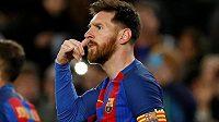 Spojí Lionel Messi i své další účinkování na fotbalové scéně s Barcelonou? Jeho syn nejspíš ne, nemá totiž v lásce fotbal
