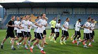 Fotbalisté Sparty se připravují na úvodní vystoupení ve skupině K Evropské ligy proti Tripolisu.