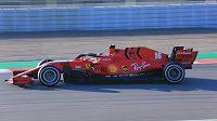 Motor není podle šéfa Ferrari tak výkonný.