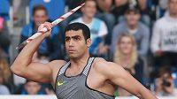 Oštěpař Ihab Abdelrahman je dalším dopingovým hříšníkem.