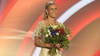 Oštěpařka Nicola Ogrodníková se stala Atletem roku 2018.
