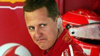 Michael Schumacher stále bojuje o návrat do života