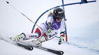 Švýcarská lyžařka Lara Gutová.