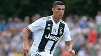 Cristiano Ronaldo v dresu Juventusu Turín bude největším lákadlem italské ligy.
