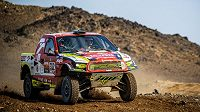 Martin Prokop v úvodu Rallye Dakar.